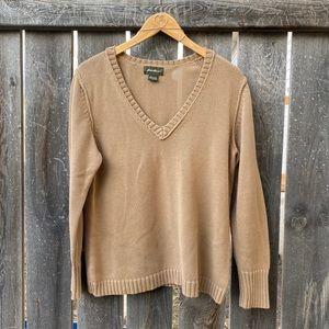 EDDIE BAUER | Comfy Pullover Sweater
